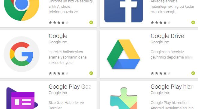 Android Kullanıcıları İçin Popüler Ücretsiz Uygulamalar