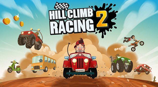 Hill Climb Racing Yeni Oyunuyla Yayında!