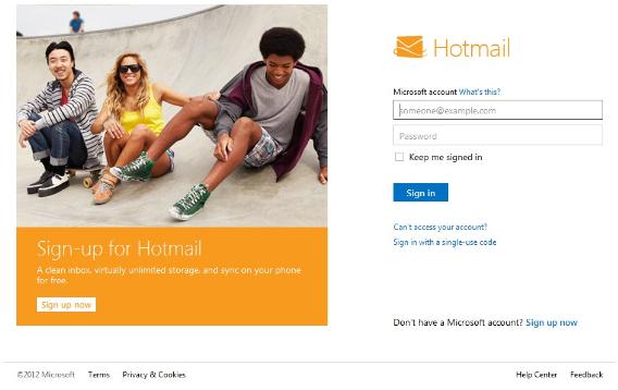 Hotmail Hesabı Nedir?